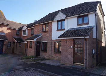 Thumbnail 3 bed semi-detached house for sale in Mosse Gardens, Fishbourne