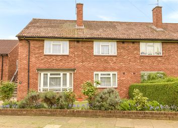 Thumbnail 2 bed maisonette for sale in Redcar Close, Northolt, Middlesex
