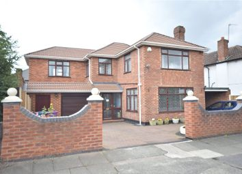 Thumbnail 4 bed detached house for sale in Fawley Road, Calderstones, Liverpool