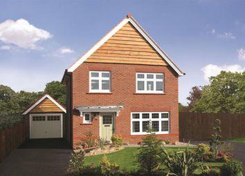 Thumbnail 3 bed detached house for sale in Goudhurst Road, Marden, Tonbridge