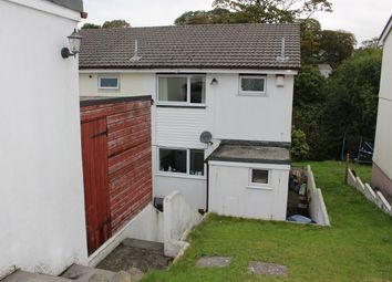 Thumbnail 3 bed semi-detached house to rent in Chellew Road, Truro