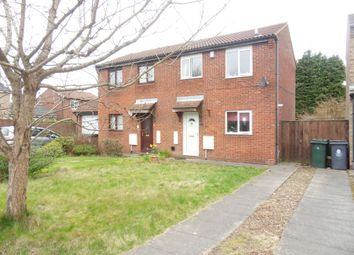 2 bed semi-detached house for sale in Reed Avenue, Camperdown, Newcastle Upon Tyne NE12