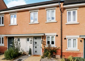 Thumbnail 2 bedroom terraced house for sale in Hampton Court Close, Colchester