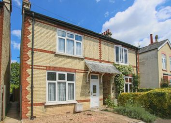 Thumbnail 3 bedroom semi-detached house for sale in Fulbrooke Road, Cambridge