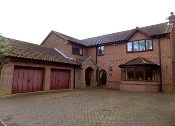 Thumbnail 5 bed detached house for sale in Jeffrey Lane, Belton, Doncaster