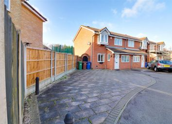 Thumbnail 3 bed semi-detached house for sale in Cecil Avenue, Chafford Hundred, Grays