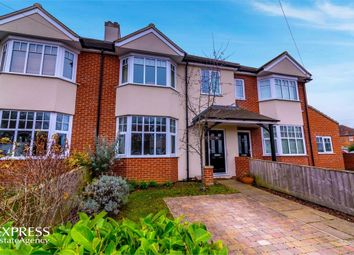 Thumbnail 3 bed terraced house for sale in Carlton Road, Oxford