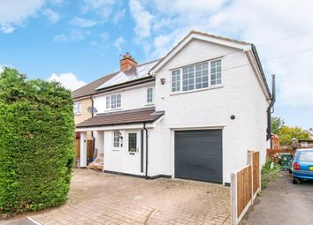 Thumbnail 4 bed semi-detached house for sale in Lindsell Crescent, Biggleswade
