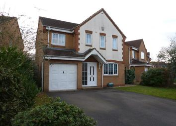 Thumbnail 4 bed detached house to rent in Fox Hollow, Oadby, Leicester