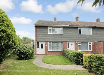 Thumbnail 2 bedroom end terrace house for sale in Bladen Close, Wroughton, Swindon