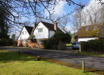 Thumbnail 3 bed detached house for sale in Church Lane, Wexham, Bucks.