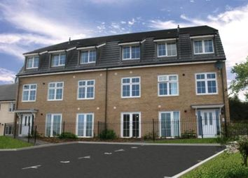 Thumbnail 2 bed flat for sale in Besore, Threemilestone, Truro