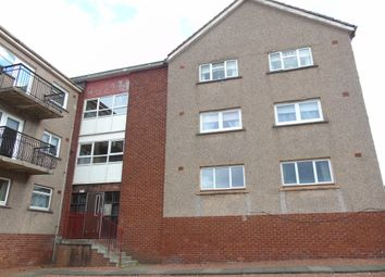 Thumbnail 2 bed flat for sale in Wilson Street, Whinhall, Airdrie