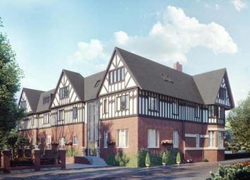 Thumbnail 2 bed flat for sale in Greysfield House, Ferma Lane, Great Barrow, Chester