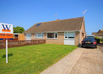 Thumbnail 3 bed semi-detached bungalow for sale in The Green, Pagham, Bognor Regis