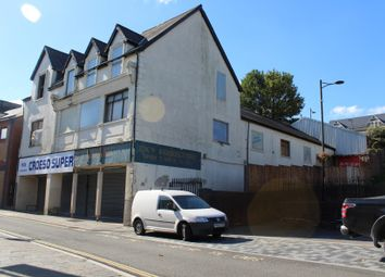 Thumbnail Industrial for sale in 47-48 High Street, Bargoed, Caerphilly