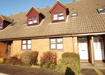 Thumbnail 2 bedroom terraced house for sale in Henley Close, Saxmundham