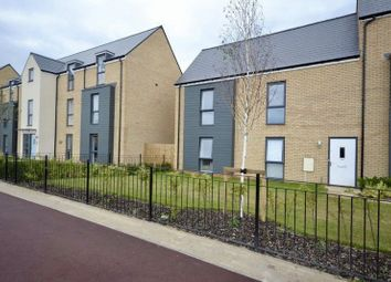 Thumbnail 1 bed maisonette for sale in Fen Street, Milton Keynes