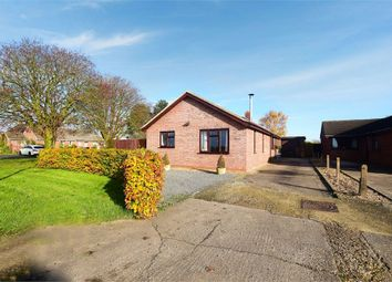 Thumbnail 4 bed detached bungalow for sale in North End, Saltfleetby, Louth, Lincolnshire