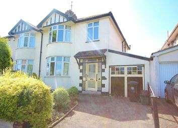 Thumbnail 3 bedroom semi-detached house to rent in Wellington Hill West, Westbury-On-Trym, Bristol