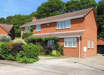 Thumbnail 4 bed detached house for sale in Elm Tree Drive, Wingerworth, Chesterfield