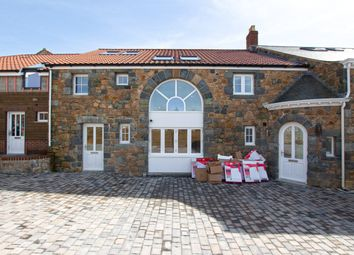 Thumbnail 3 bed property for sale in Le Foulon, St Peter Port