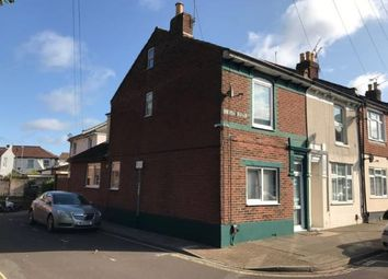 Thumbnail 3 bedroom end terrace house for sale in Bevis Road, Portsmouth