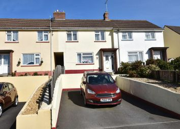 Thumbnail 3 bedroom terraced house to rent in Stucley Road, Bideford