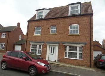 Thumbnail 5 bed detached house to rent in Ploughmans Lane, Lincoln