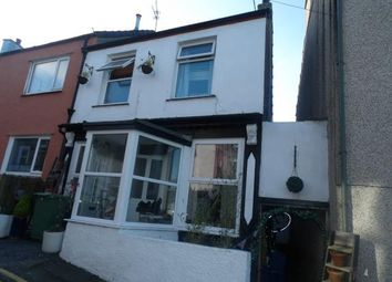 Thumbnail 4 bedroom terraced house for sale in Snowdon Street, Y Felinheli, Gwynedd