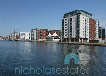 Thumbnail 1 bed flat to rent in Capstan House, Orwell Quay, Ipswich Waterfront