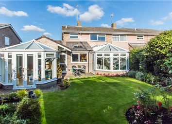 Thumbnail 5 bedroom semi-detached house for sale in Barrowcrofts, Histon, Cambridge