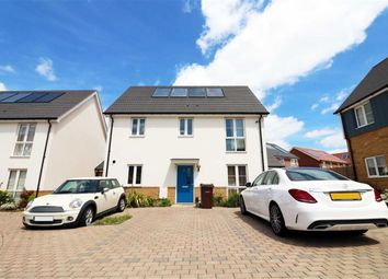 Thumbnail 4 bed detached house for sale in Colburn Way, Grays