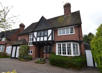 Thumbnail 5 bedroom detached house for sale in Cotton Lane, Moseley, Birmingham