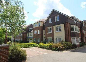 Thumbnail 1 bed property for sale in Branksomewood Road, Fleet, Hampshire
