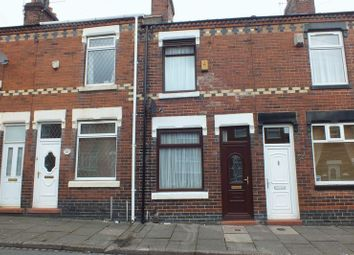Thumbnail 2 bedroom terraced house for sale in Clanway Street, Tunstall, Stoke-On-Trent
