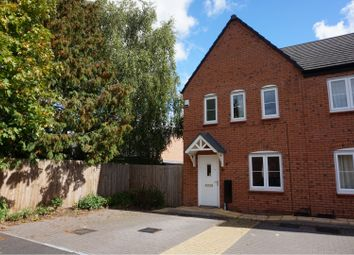 Thumbnail 3 bed end terrace house for sale in Pearl Brook Avenue, Stafford