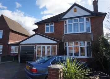 Thumbnail 5 bedroom detached house for sale in Drummond Drive, Nottingham