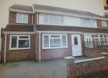 4 bed semi-detached house for sale in Archer Close, Leicester LE4
