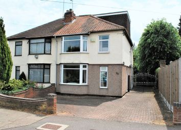 4 bed semi-detached house for sale in Wainbody Avenue North, Green Lane, Finham, Coventry CV3