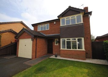 Thumbnail 4 bed detached house to rent in Deeming Drive, Quorn, Loughborough