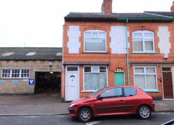 Thumbnail 2 bed terraced house to rent in Kingston Road, Leicester