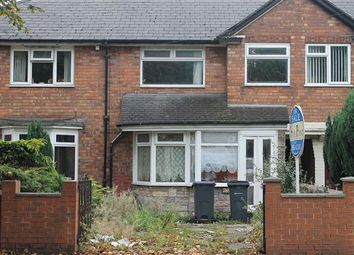 Thumbnail 3 bed terraced house for sale in Kings Road, Kingstanding, Birmingham