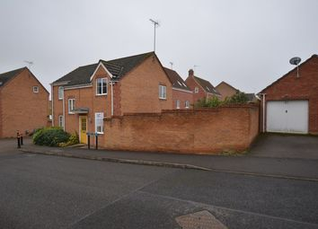 Thumbnail 4 bedroom detached house for sale in Gavel Street, Hampton Vale, Peterborough