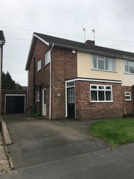 Thumbnail 3 bedroom semi-detached house to rent in Glenfield Frith Drive, Glenfield