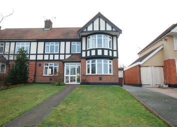 Thumbnail 4 bed semi-detached house for sale in Wood View, Grays