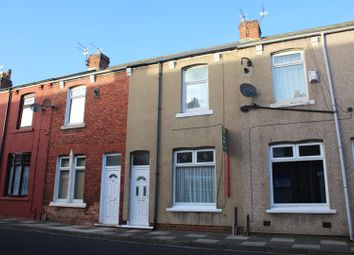 Thumbnail 3 bed terraced house for sale in Topcliffe Street, Hartlepool