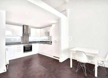 Thumbnail 1 bedroom flat to rent in Clockwork Factory Apartments, 13 Blackburn Road, West Hampstead, London