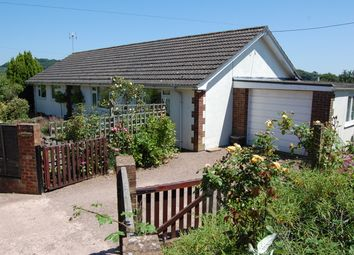 Thumbnail 3 bed detached bungalow for sale in Glenhaven, Old Heazille Lane, Rewe, Devon