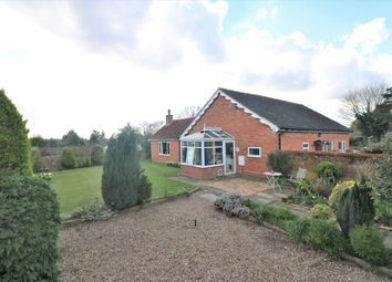 Thumbnail 3 bed detached bungalow for sale in Allotment Gardens, Northgate, Dereham